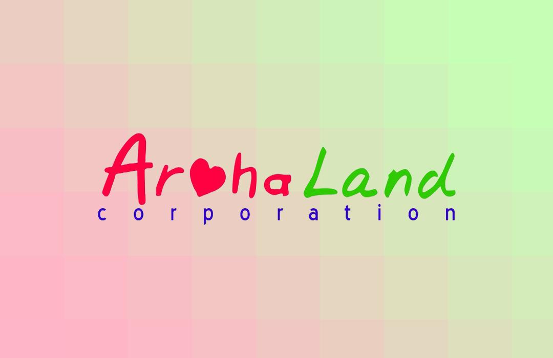 Aroha Land Corporation = Website Design + Sales Management System