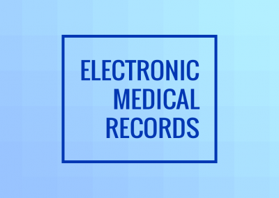 Electronic Medical Records = Customized Web-based System