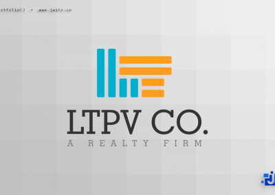 Logo Design = LTPV CO.