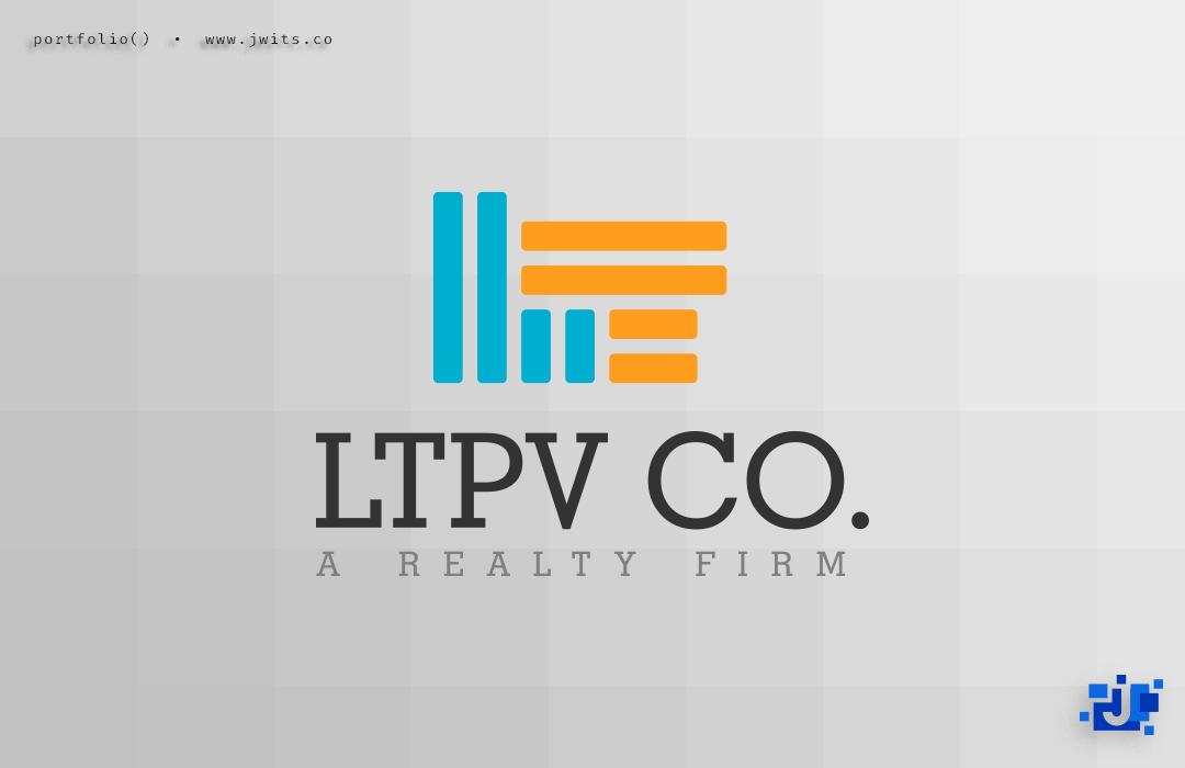 Logo Design = LTPV CO.