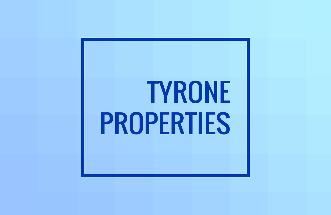 Tyrone Properties = Property + Vehicle + Finance Management